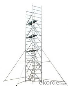 Aluminium scaffold tower Scaffolding