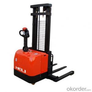 Wide Leg Electric Stacker 1.4T