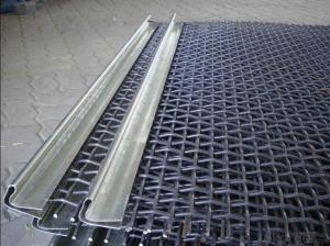 Mineral Screen  Crimped Wire Mesh