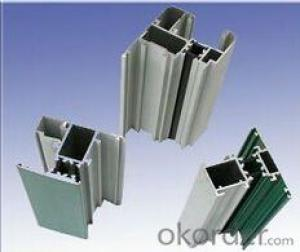 Scaffolding  Customized aluminium Profiles
