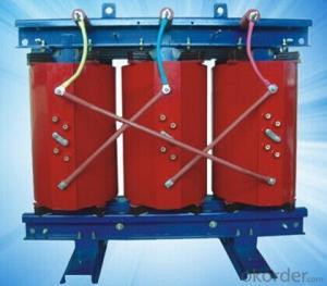 SC(B)9-30~2500 Epoxy Resin Dry Type Power Transformer