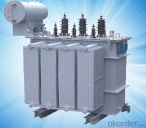 S9-M-50~2500/33KV Three Phase Oil-immersed No-excitation Voltage-regulating Power  Transformer