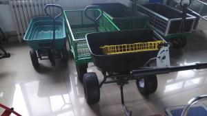 Bicycle Trailer with plastic tray.Trailer
