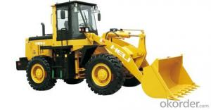 Loader ZL30G Series