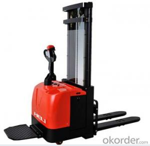 Narrow Leg Electric Stacker 1.4T