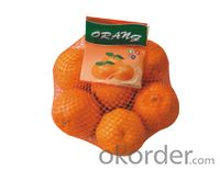 HDPE sleeve bag for fruit