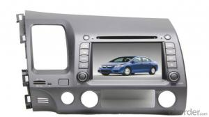 Car DVD Player - Honda Civic Left Driving 2009