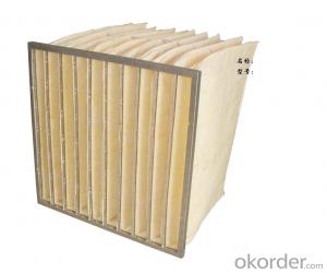 Supplier high efficient 99.99% Plastic frame V bank combined hepa air filters