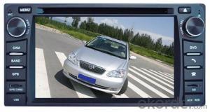 Car DVD Player - Toyota Universal