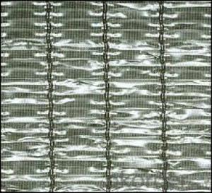 Sunshade net plain woven 95%