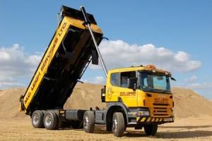 Good quality telescopic dump truck hydraulic cylinder  2014