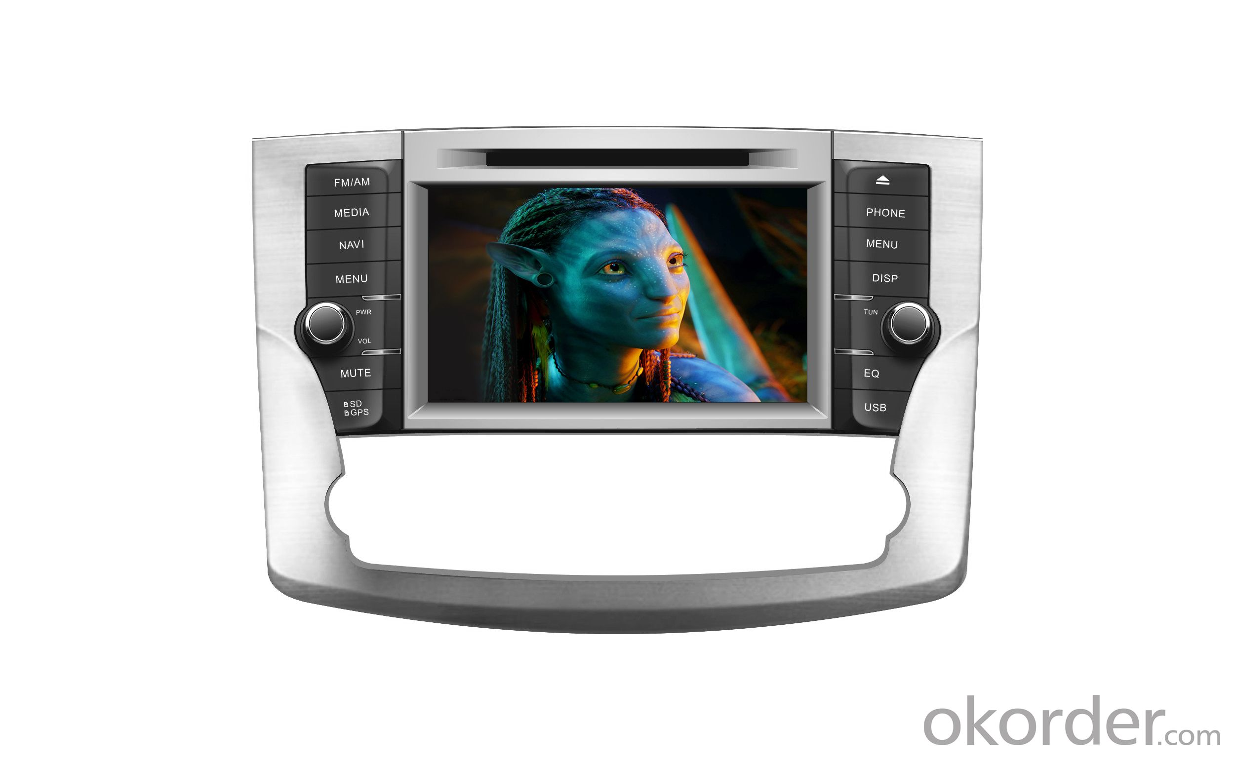 Car DVD Player - Toyota Avalon
