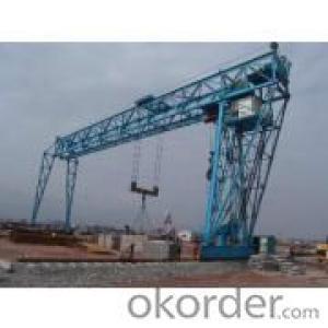 MDG60/10t Gantry Crane