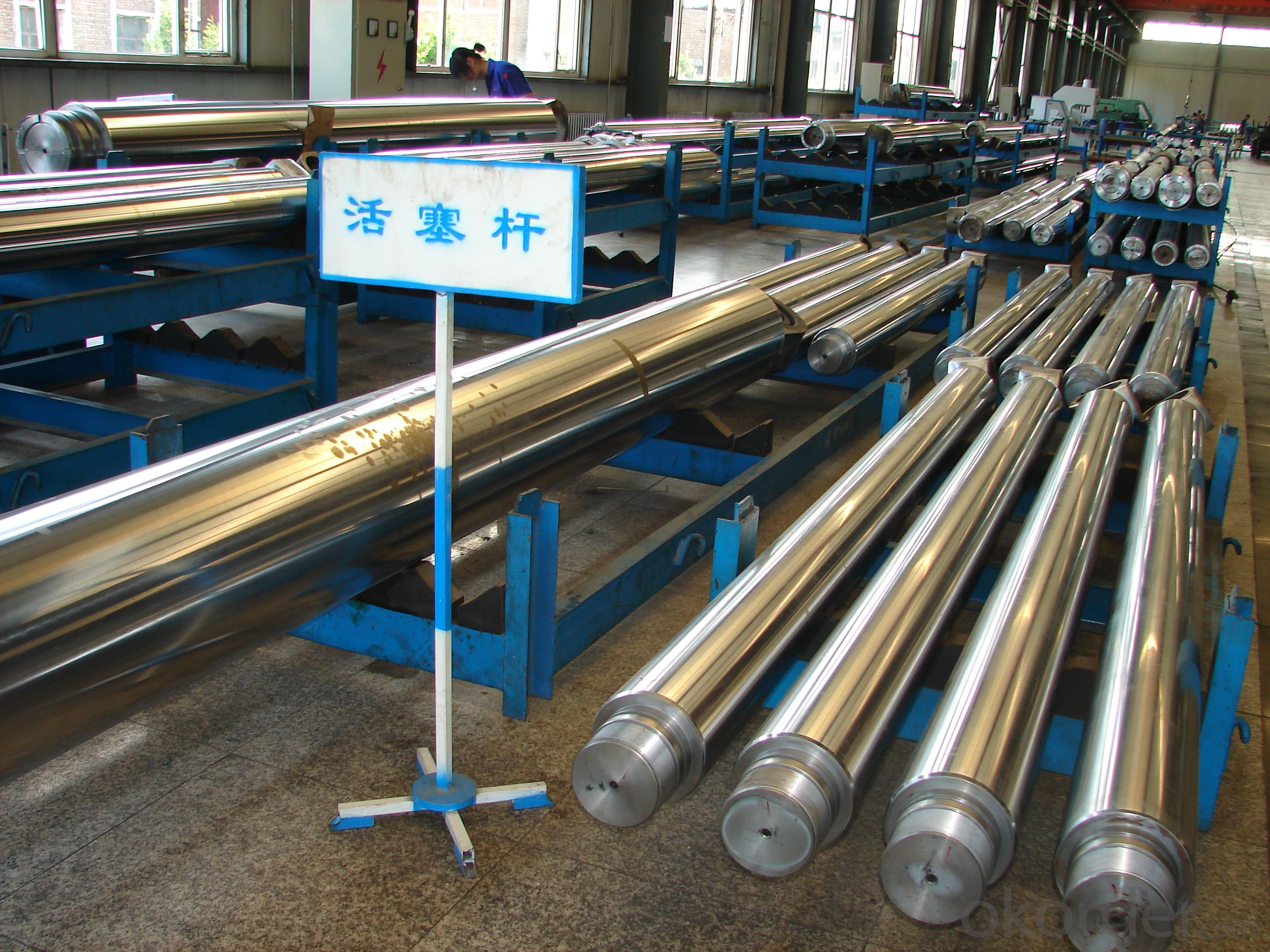 Factory Direct Custom Made Double Acting Hydraulic Ram Price