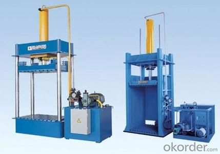 small bore hydraulic ram for boring machine 2010-2014