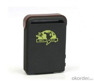 Dual Mode GPS Tracker Locator Multifunctional Child Monitor Personal Locator Car Locator