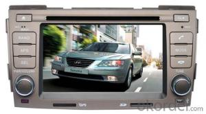 Car DVD Player - Hyundai Sonata2009