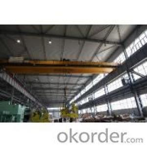 QD32/5t EOT Double-girder Bridge Crane