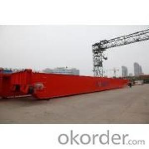 QD200/50t  EOT Double-girder Bridge Crane