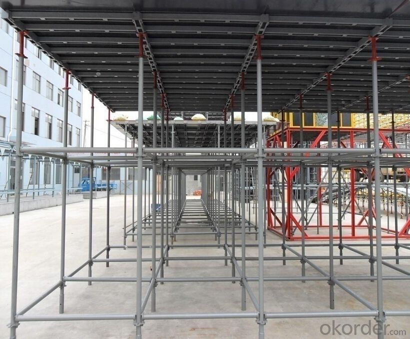 Lock Scaffolding For Sales