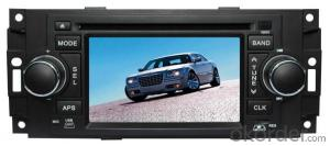 Car DVD Player -- Chrysler