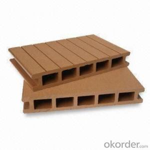 high quality outdoor wpc composite diy boardwalk deck
