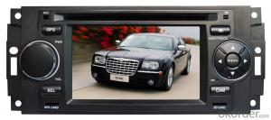 Car DVD Player -- Chrysler 300C