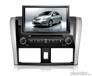 Car DVD Player - Toyota Vois2014
