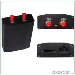 GPS Vehicle Tracker with Remote Control, SIM Card Slot, Geo-fence, GPS Location Google Map link