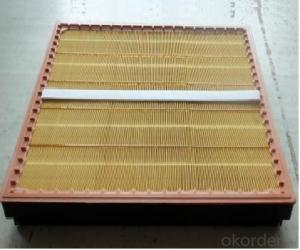 Filter Plank filter mesh