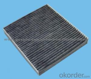 Deep pleated cleanroom 99.99% hepa filter