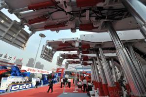 Hydraulic Ram Earthquake Hydraulic Ram 10 -80Tons