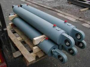new hydraulic ram, telescopic hydraulic ram, hydraulic telescopic ram for tipper truck