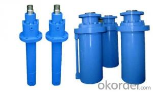 hydraulic ram for excavator heavy duty machinery 2000-2014