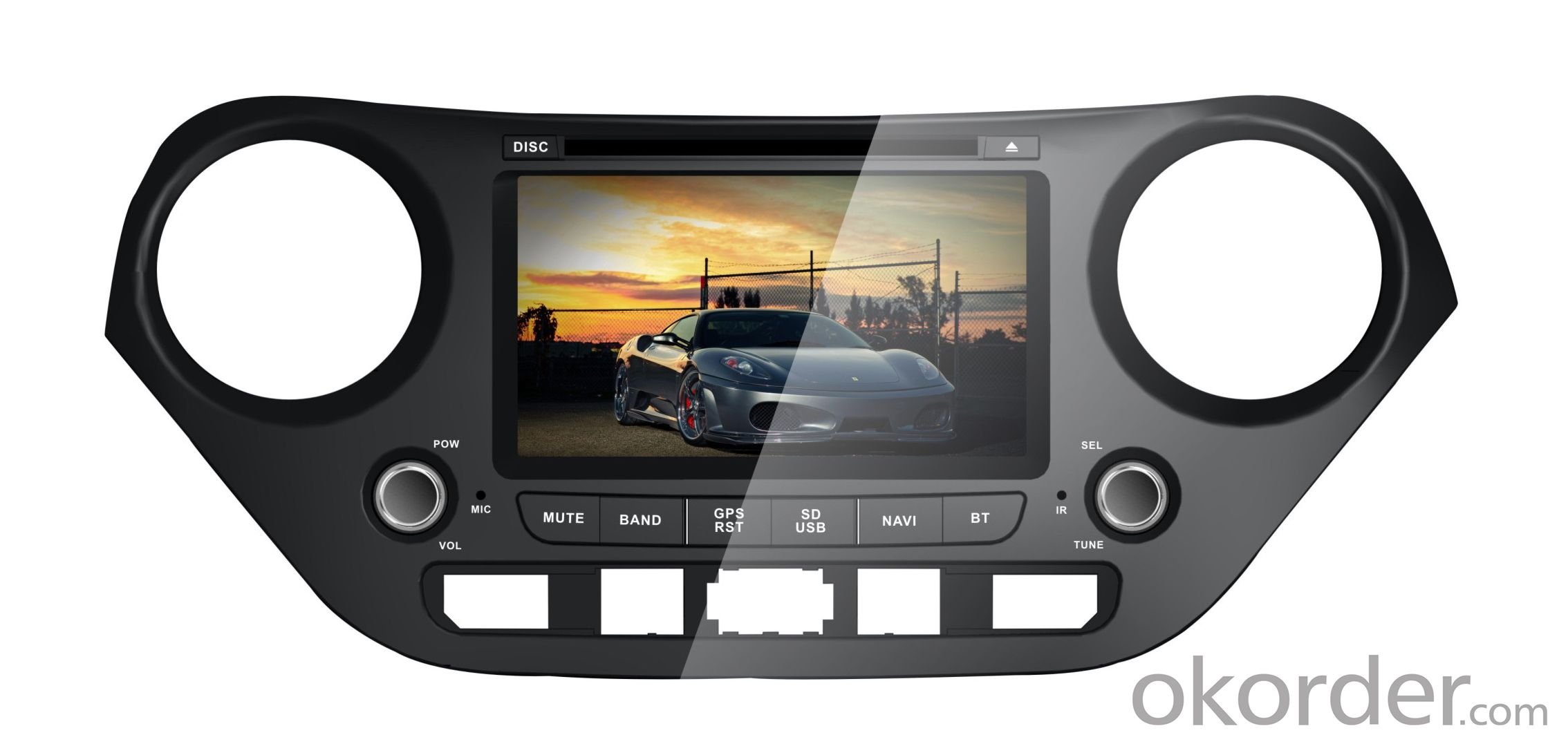 Car DVD Player - Hyundai I10Grand