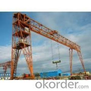 MDG40t/32m Gantry Crane