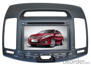 Car DVD Player - Hyundai Elentra 2009
