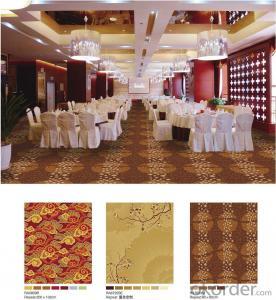 Flooring commercial axminster carpet