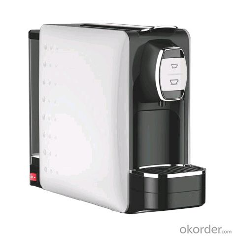 Newest Capsule Coffee Machine Capsule Coffee Producer