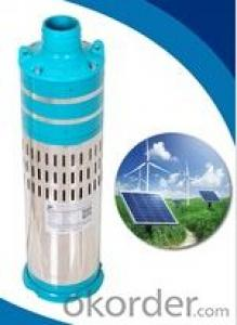 High Head High Flow Irrigation Solar Pump