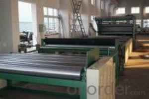 Equipment for HDPE Drainage Board  sheets