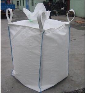 Jumbo  bag  pp woven bag