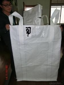 PP tubular container bag bulk bag