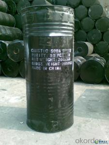 Good Quality of Caustic Soda Solid
