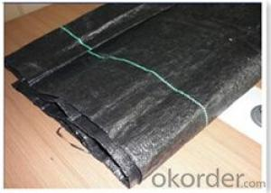 Weed control fabric,textile,geotextile