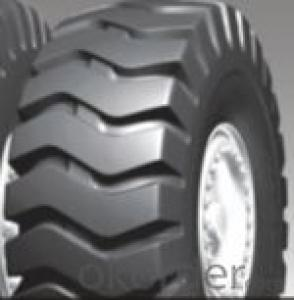 OFF THE ROAD BIAS TYRE PATTERN ER310 FOR LOADERS AND DOZERS AND MOTOR GRADERS