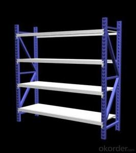 Light Duty Type Racking System for Warehouse