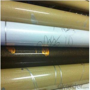 Colorful PVC Rolls for Home Decoration with High Quality