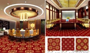 Commercial wilton carpet