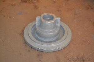 building steel Hex nut casted/formwork tie rod nut